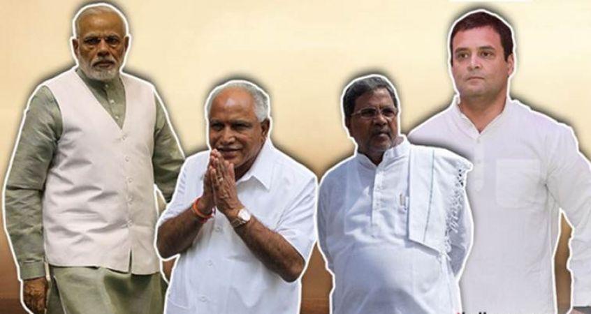 कर्नाटक चुनाव: तीन विधायक बनाम तीन राजनीतिक पार्टियां
