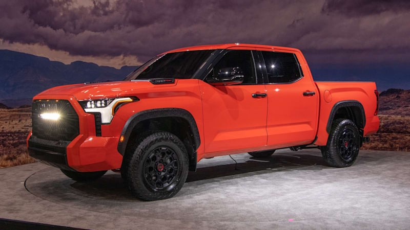 Here 2022 Toyota Tundra upgraded with V6 engine, Know More About Best Pickup Truck