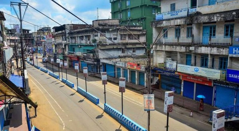 Nagaland: 12-hour trade bodies' bandh over 'illegal taxes'