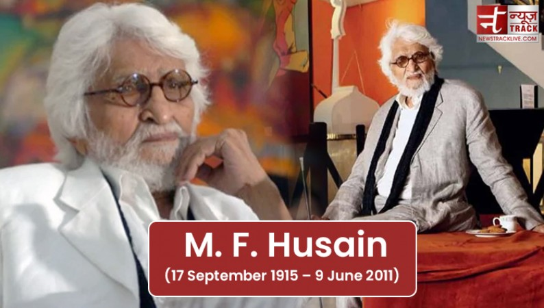 M. F. Hussain was 'Mad' Not only on Madhuri but also on these two beautiful actresses
