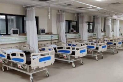 DRDO to facilitate Haryana with two COVID hospitals