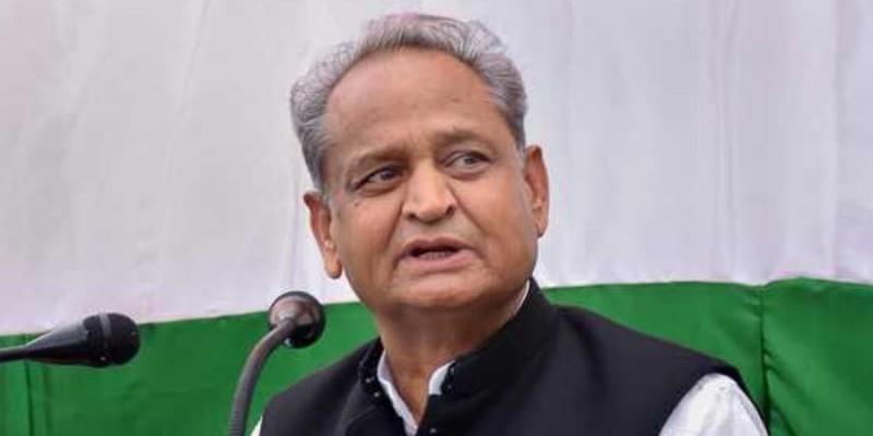 कांग्रेस ने चुनाव से पहले 64% वादे पूरे कर दिए: CM अशोक गहलोत