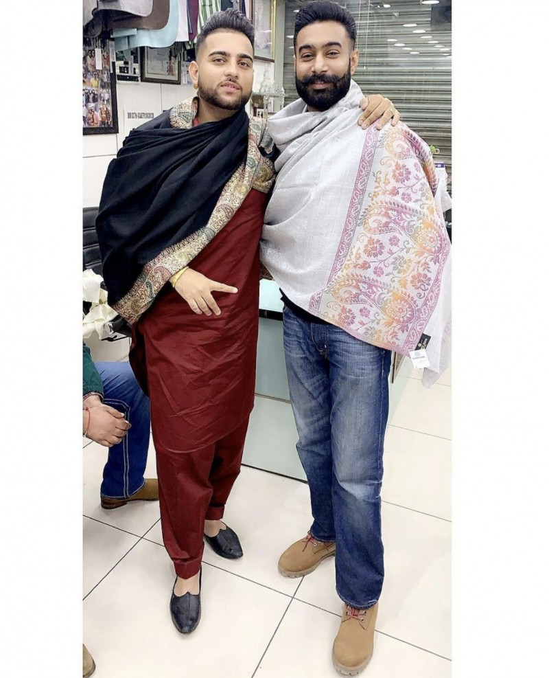 Enthralling India with his astute business sense and creativity as a fashion designer is Paras Singh Pawar.