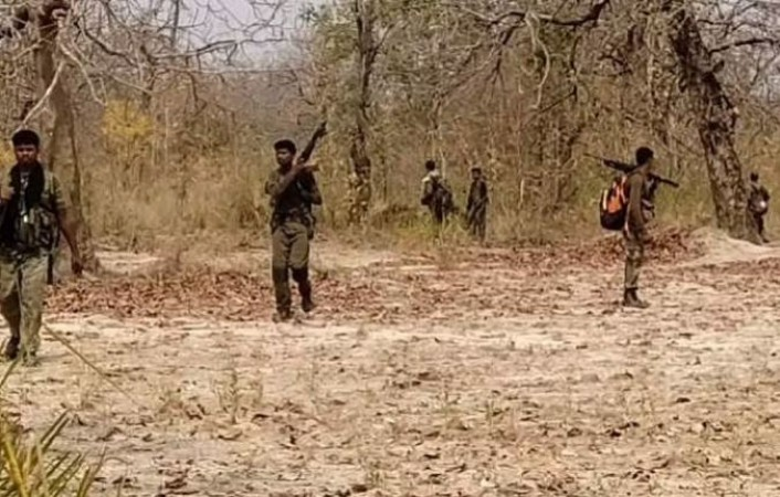 Two dreaded Naxalites killed in encounter with security forces in Sukma district