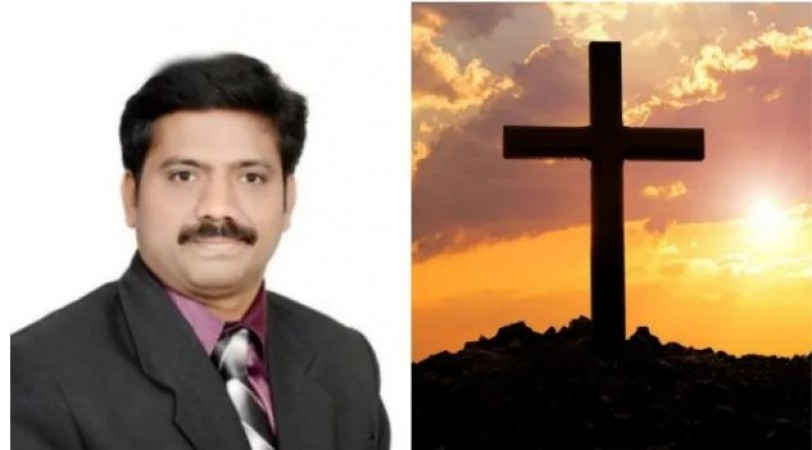 'Divide India into two and give one part to Christians,' says Pastor Upendra