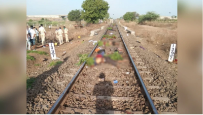 Aurangabad Train Accident: Journey of labours ended on the Railway Track