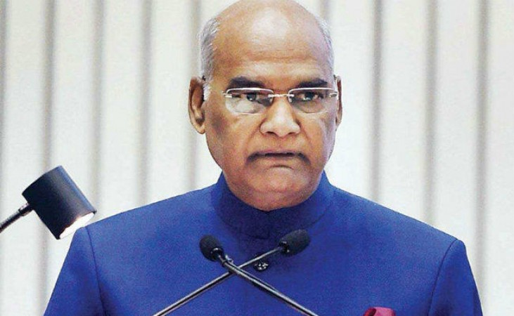 Heavy rains raise crisis, President Kovind expresses concern over loss of life and property