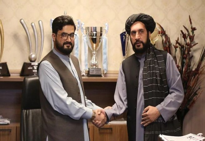 Taliban's arbitrariness continues, Afghan cricket chief removed, handed over to Naseebullah Haqqani