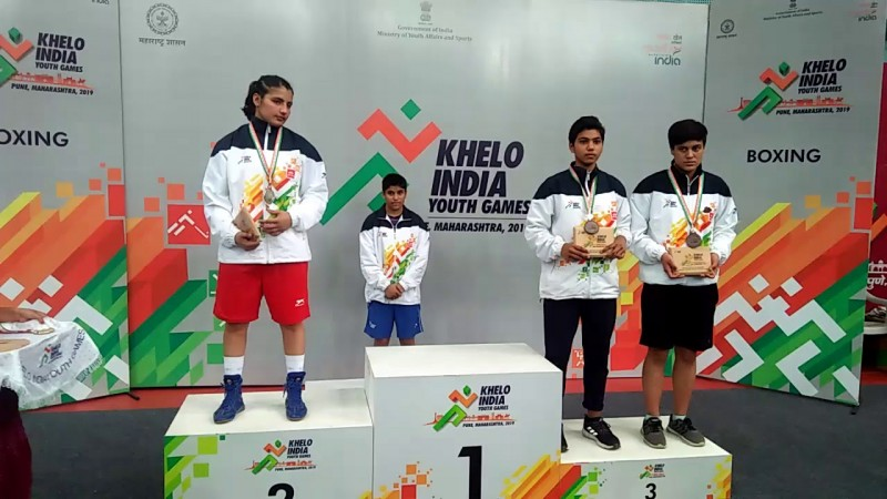 Khelo India champion Mahi Raghav enters quarters