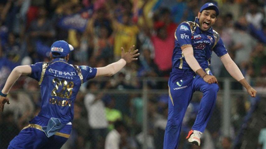 रोहित ने बेहतरीन प्रदर्शन कर दिलाई मुंबई इंडियन्स को शानदार जीत