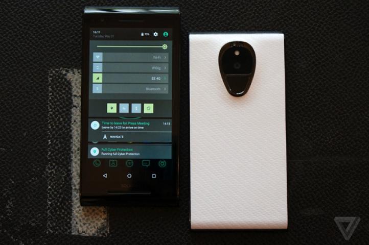 आर्मी वाली कम्युनिकेशन तकनीक से लैस है यह सबसे महंगा स्मार्ट फ़ोन